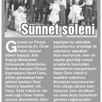 28 Mayıs 2016 – Trabzon Kuzey Ekspress