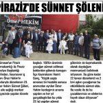 28 Mayıs 2016 – Yeşil Giresun