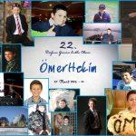 Ömer Hekim 22. Doğum Günü